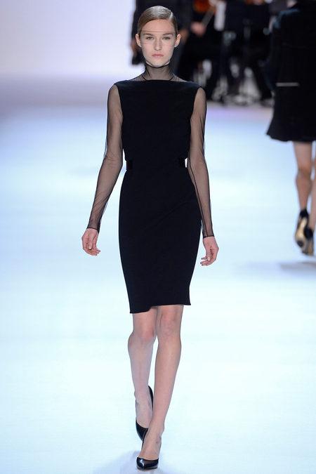 Маленькое чёрное платье. История