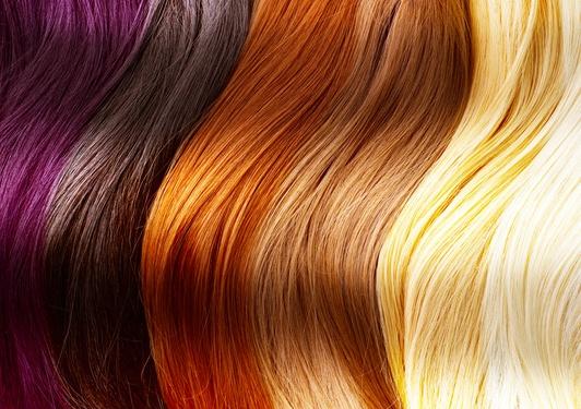 Подбор цвета волос онлайн фото