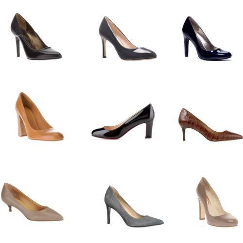 Деловые туфли