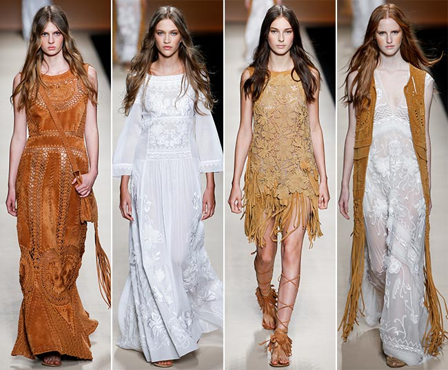 Alberta Ferretti Spring/Summer 2015 Collection