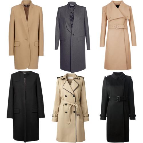 Пальто и плащи